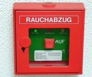 Brandschutznorm für Sonderbauten