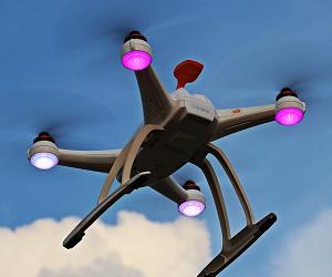 Drohnen helfen Schornsteinfegern